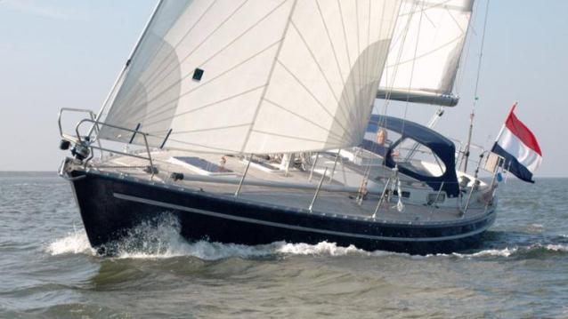 Nieuwe Breehorn 31 op basis Victoire-mal