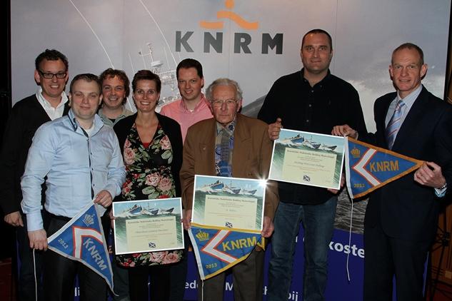 Gouden Wimpel KNRM uitgereikt