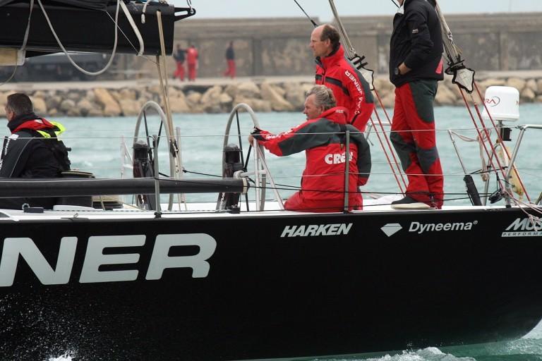 Heiner haakt af voor Volvo Ocean Race