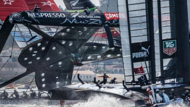 Mirabaud Yacht Racing Image 2014