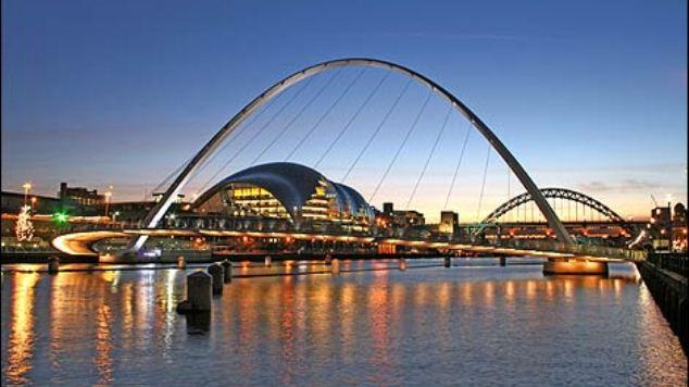 Zomerzeiltocht naar Newcastle en Engelse Noord Oostkust