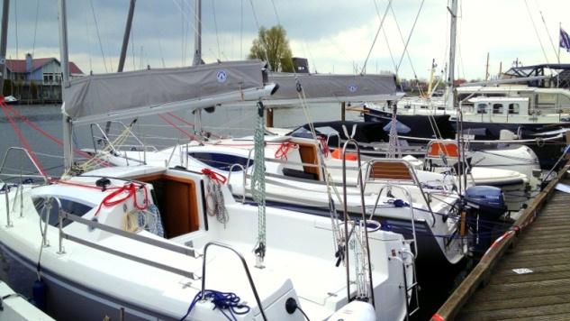 Boot Grou organiseert botenshow
