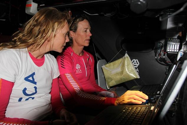 Carolijn Brouwer jaar bij Team SCA (video)