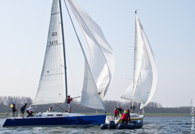 Russen winnen Team Heiner Spring Match Race