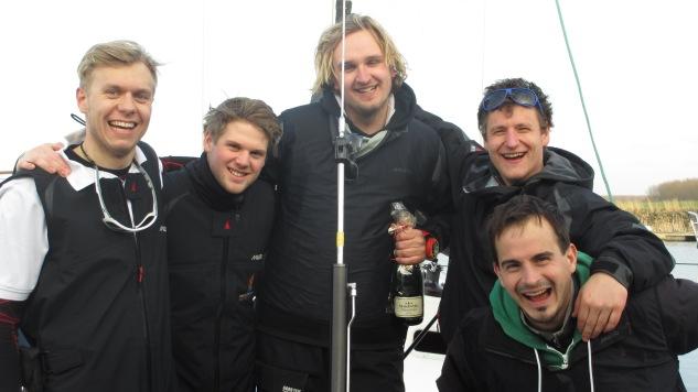 Team Heizkörper wint Heiner Spring Match Race
