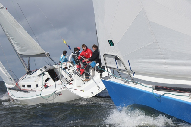 Teams NK Match Racing bekend