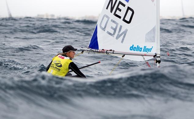 Marit Bouwmeester wint op Palma