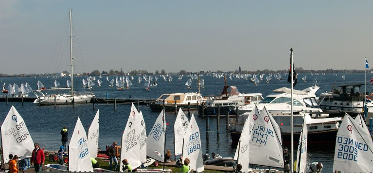 Vooruitblik 29e Magic Marine Easter Regatta