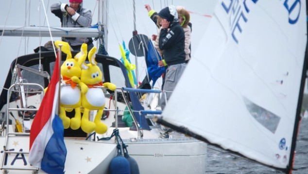 Magic Marine Easter Regatta in beeld