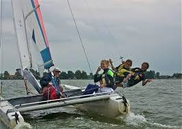 Kennismaken met watersport in Medemblik