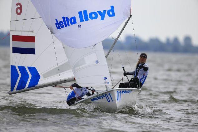 470-zeilsters en Bouwmeester winnen DL Regatta