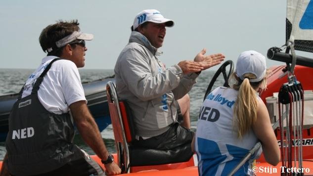 Karsenbarg stopt als coach bij Olympische Nacra