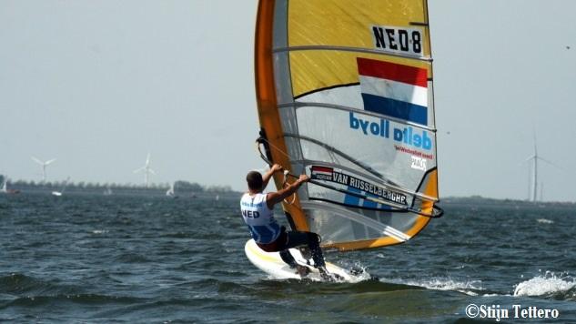 Van Rijsselberghe en Badloe varen Olympisch testevent