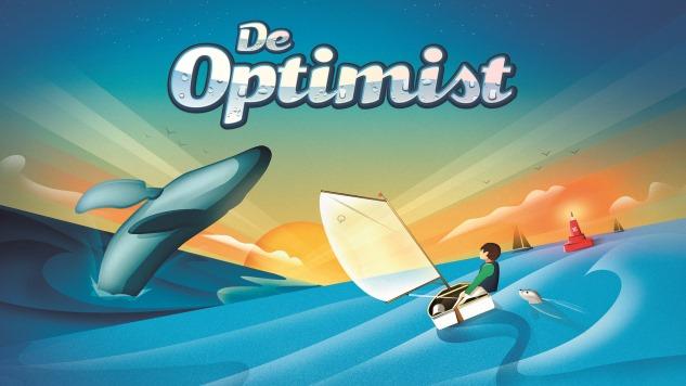 Nieuwe zeilgame 'De Optimist' voor kinderen