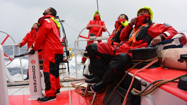 Team Dongfeng: Made in China