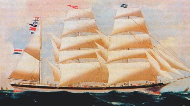 De laatste Nederlandse kapitein ter Groote Zeilvaart