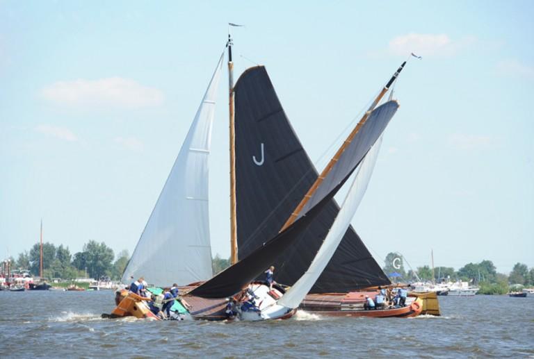 SKS schippers bereiden zich voor op de zomer