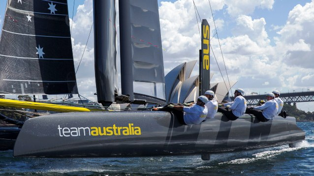 Australië stapt uit America's Cup
