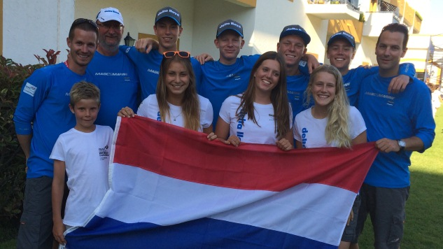 Nederlandse jeugd heeft goede start op WK