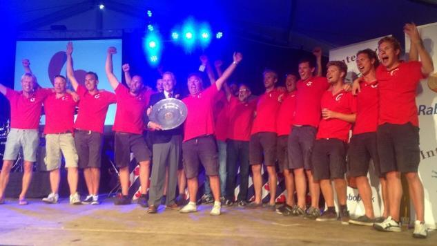 Grou kampioen SKS 2014