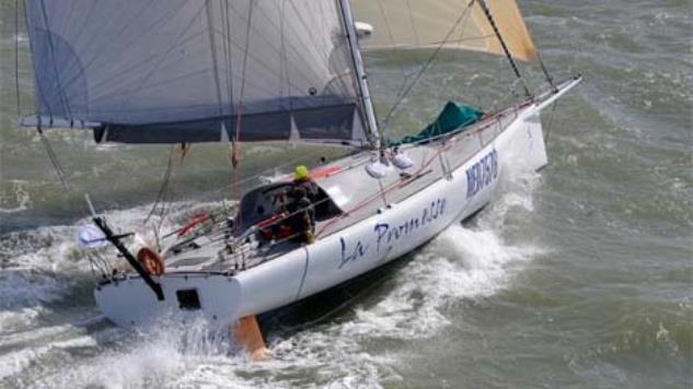 Nederlanders aan kop bij Round Britain & Ireland Race