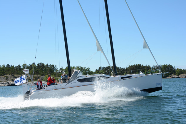 Sailjet 40 (video)