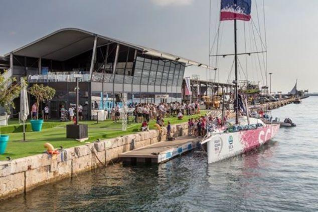 Exclusief! Achter schermen Volvo Ocean Race Village (video)