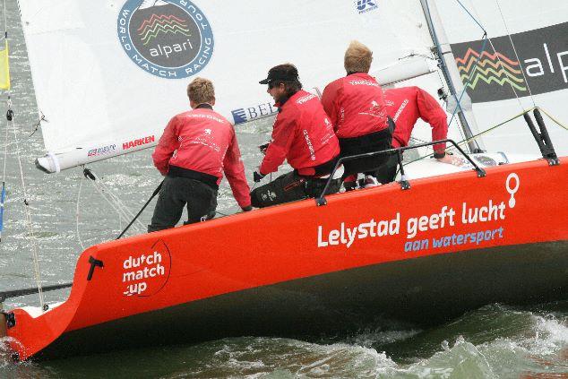 Dutch Match Cup in Lelystad (video)