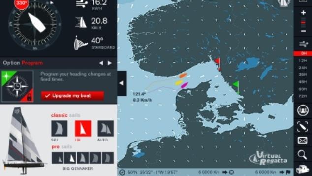 Virtueel deelnemen aan de Volvo Ocean Race