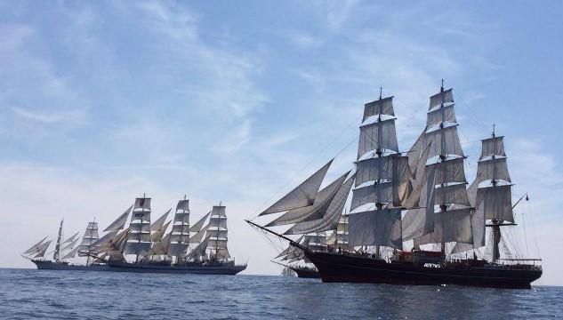 Harlingen kijkt trots terug op Tall Ship Races