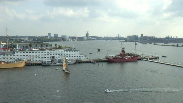 HISWA start watersportopleiding in Amsterdam
