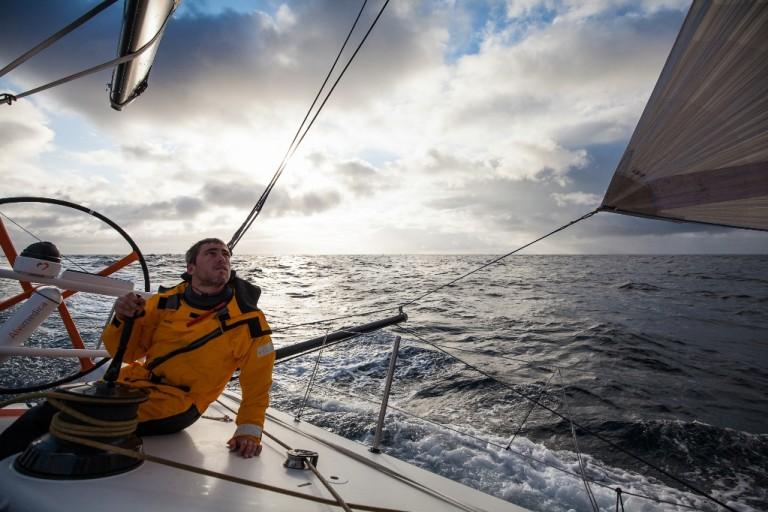 Eerste deel van Volvo Ocean serie 'Life at the Extreme'