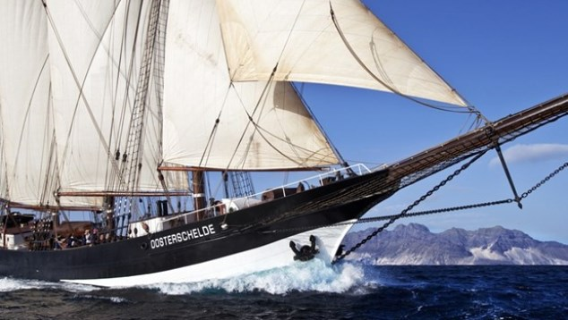 Bijzondere Tall Ships aanwezig bij SAIL Amsterdam