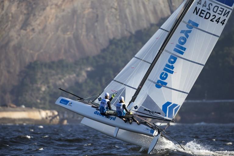 Delta Lloyd Kernploeg op weg naar Rio 2016