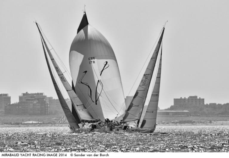 Stem op de Yacht Racing Image 2014