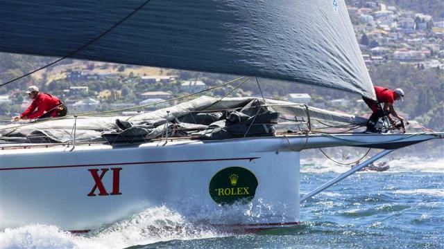 Wild Oats XI wint Sydney Hobart Race