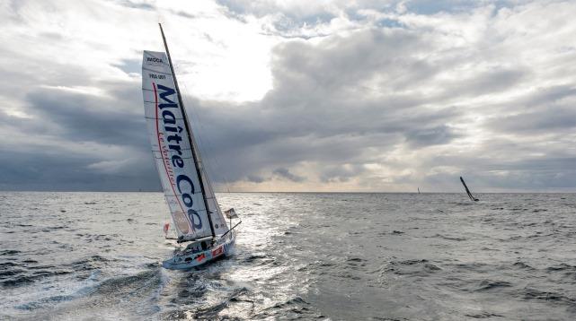 Vendée Globe 2016: al drie inschrijvingen