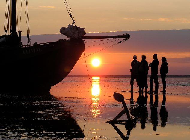 Theoriecursus varen op Waddenzee