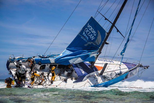 Rif-crash Vestas op video