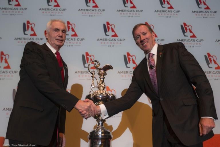 Bermuda verkozen tot locatie 35e America's Cup