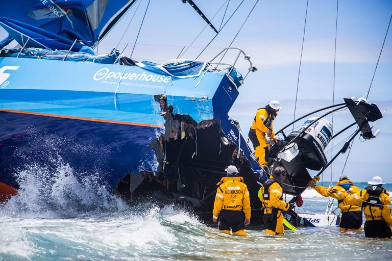 Wouter Verbraak openhartig over rif crash (audio)