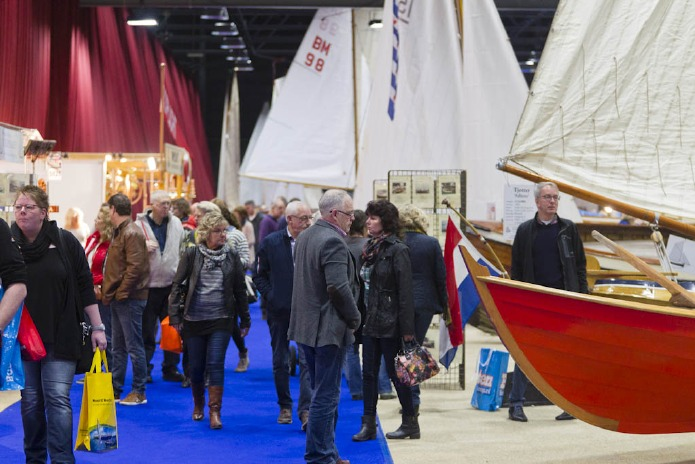 Veel exposanten op Boot Holland