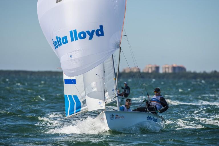 World Cup Miami start met harde wind