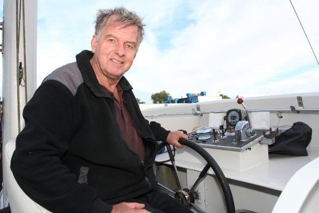 Henk de Velde (66) wil Route du Rhum zeilen (audio)