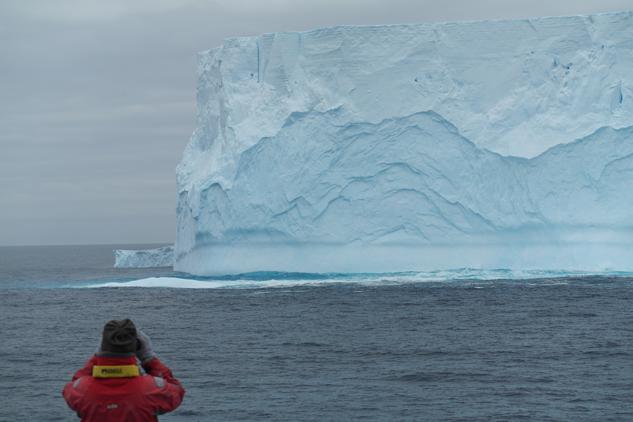 Column Anna: Antarctica