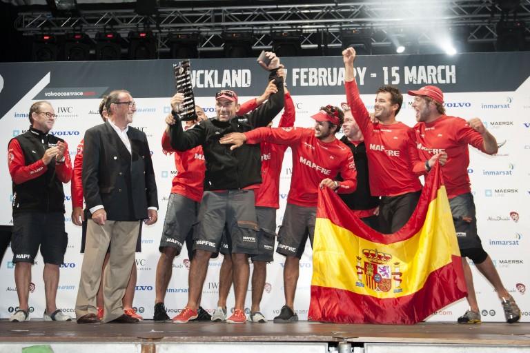 MAPFRE wint vierde etappe