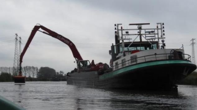 Vaarwegen Grou klaar voor watersportseizoen