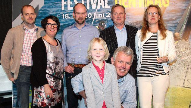 Geslaagde Volvo Ocean Race brunch