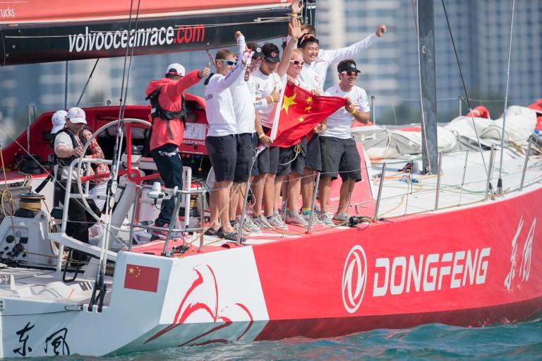 Dongfeng keert terug in de Volvo Ocean Race