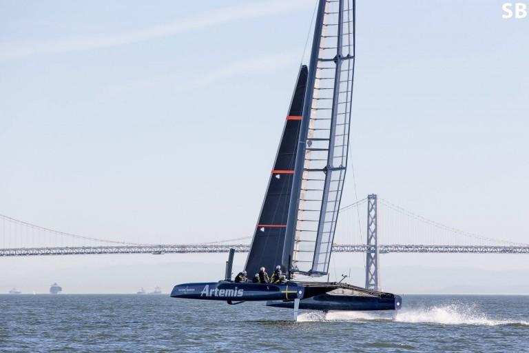 Artemis Racing – Road to Bermuda – Aflevering 6
